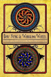 Paintings in Day Star and Whirling Wheel by Krasskova -My Sun and Moon Tarot paintings feature in this devotional work for Sunna and Manni. (Published by Asphodel Press)