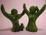 Statues - Frey & Freya