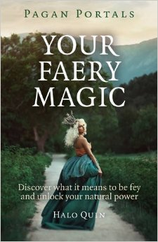 """Your Faery Magic"" Book cover"