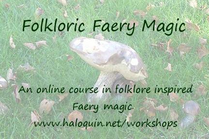 Folkloric Course Postcard