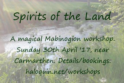 Spirits Workshop Postcard Details