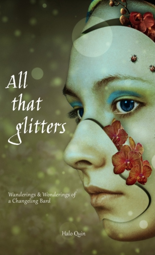 All That Glitters - wanderings and wonderings of a Changeling Bard - book cover